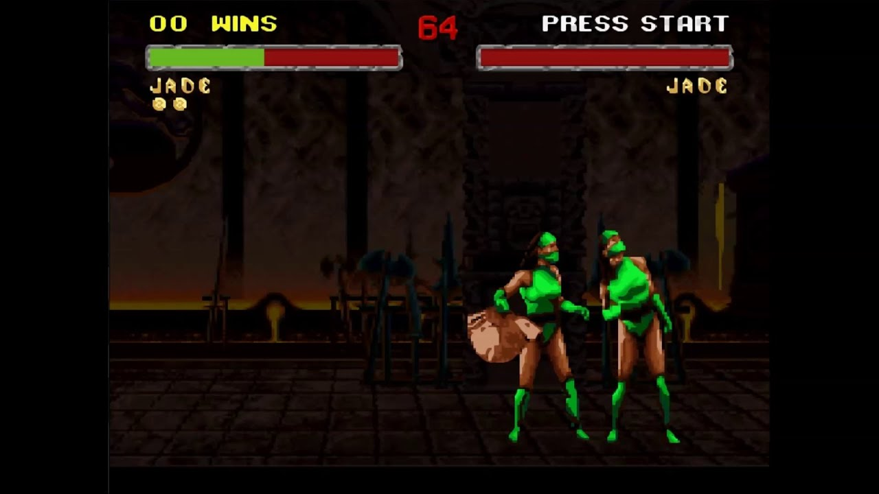 Kombat Game 3 Codes Genie Snes Mortal