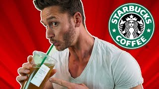 Keto Starbucks Guide   How to Order Food and Drinks (VLOG)