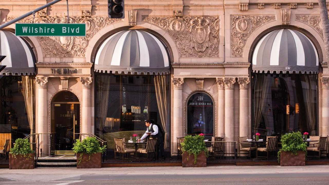 Beverly Wilshire Beverly Hills A Four Seasons Hotel
