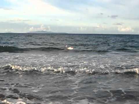 Barca da pesca rc prova in mare mov youtube for Barca a vapore per barche da pesca