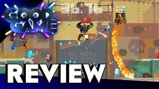 Good Game Review - Super Time Force - TX: 27/05/14