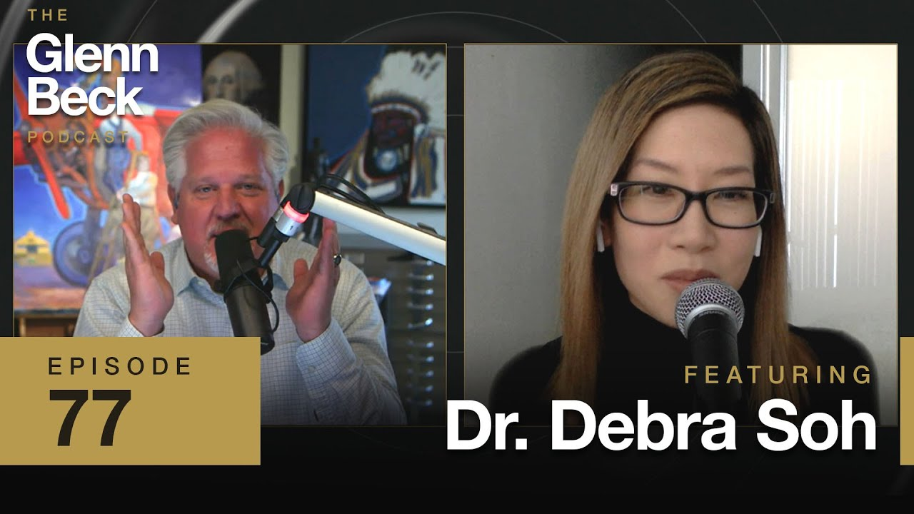 Gender ISN'T Fluid: Debunking Sexuality Lies w/ Science | Debra Soh | The Glenn Beck Podcast |