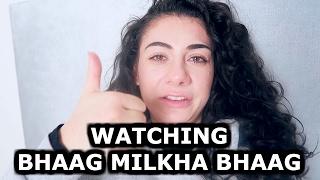 BHAAG MILKHA BHAAG DUTCH GIRL BOLLYWOOD REACTION  | TRAVEL VLOG IV
