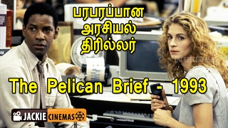 The Pelican Brief (1993) Detailed Movie Review In Tamil By Jackiesekar