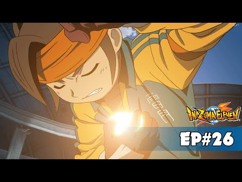 Inazuma Eleven - Episode 26 - GOD VS MAJIN!