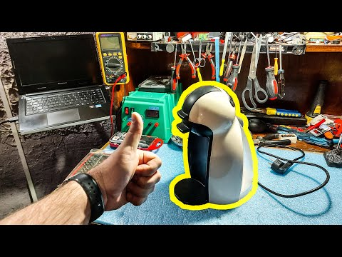 DOLCE GUSTO Piccolo - Step By Step Disassembly - NESCAFE Krups KP100