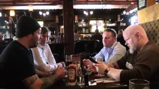 A Chat With Dougal and Nic of Innis And Gunn : PART 1 : Albino Rhino Beerumentary Series