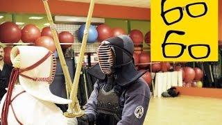 Кендо с Александром Хромышевым — цели и прикладной смысл японского фехтования на мечах (кэндо)(Подписка на канал