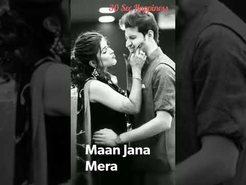 Whatsapp status,  Ruth jana tera..( female version) Nice song.. 😍😘