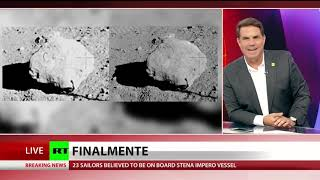 Russian cosmonaut answers: Was moon landing faked?