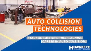 Auto Collision Technologies at Hawkeye Community College