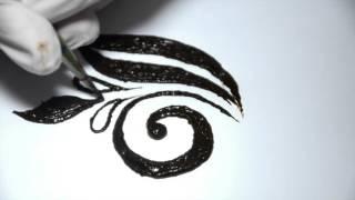 4#Patterns for henna designs اشكال ...