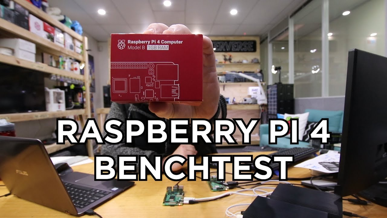 Raspberry Pi 4 vs 3  Benchmarked & Performance Tested