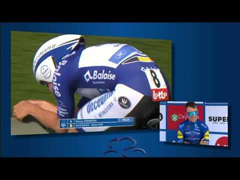 Baloise Belgium Tour 2021: Stage 2, Evenepoel wins time trial