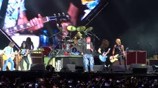 cp♫ full hd foo fighters guns n roses its so easy live firenze rocks 2018