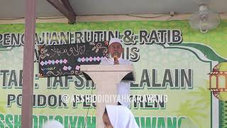 Video CERAMAH KH. HASAN NURI HIDAYATULLAH | HALAL BI HALAL ASSHIDDIQIYAH KARAWANG download MP3, 3GP, MP4, WEBM, AVI, FLV November 2019