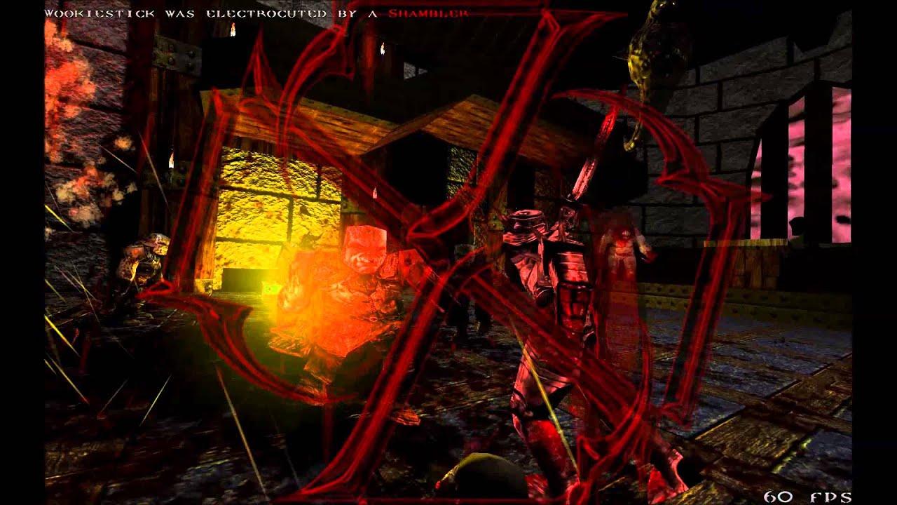 DarkPlaces - Le Bottin des Jeux Linux