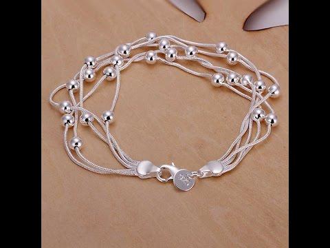 Серебряные браслеты   купить браслет из серебра