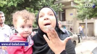 بالفيديو.. تعرض «كليتها» للبيع أمام مجلس الوزراء لوقف زوجها عن العمل