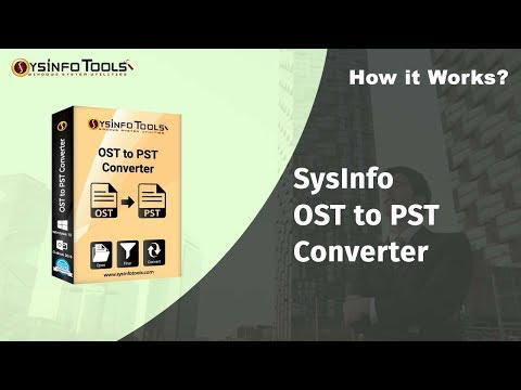 OST to PST File Converter Tool to Convert Offline OST File