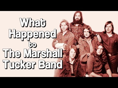 What happened to THE MARSHALL TUCKER BAND?
