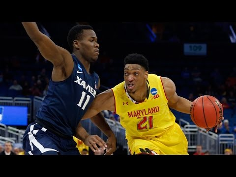 Xavier vs. Maryland: Game Highlights