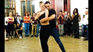Sensual Bachata Dance by Peynao er Bachatero & Rasa Pauzaite, Romeo Santos - Sobredosis