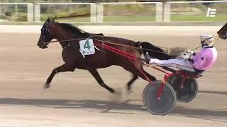 Vidéo de la course PMU GRAN PREMIO LOTTERIA 1ERE BATTERIE