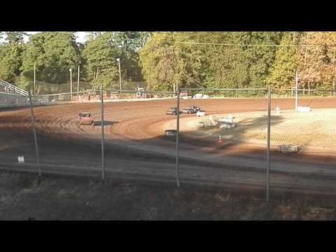 Cottage Grove Speedway August 13 2016 HORNET heat race