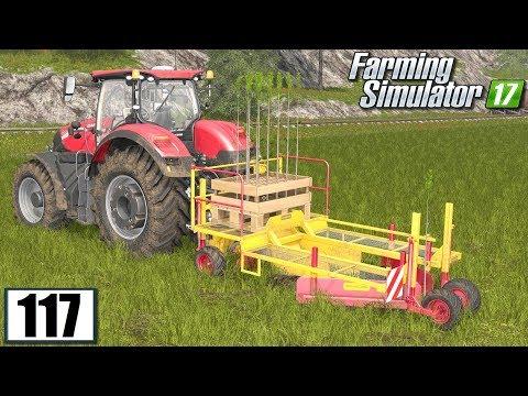 Sadzenie drzew - Farming Simulator 17 (#117)