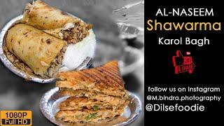 Parantha Shawarma From Al Naseem Food, Bada Hindu Rao