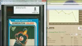 Wayne Gretzky Graded Hockey Card Value Price Guide