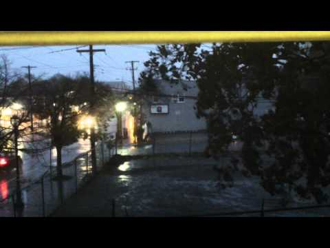 Hurricane Sandy From 1359 New York Avenue In Huntington Station 10 29 12 2