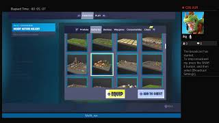 Fortnite live NFL skins better than bum soccer skins