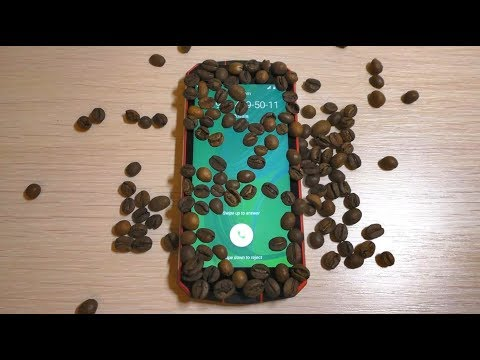 NOKIA, SONY XPERIA, HAIER Coffee Incoming Call☕