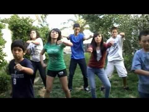 Black Eyed Peas - Boom Boom Pow - Unofficial Music Video (HD)