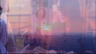 IMAN ABBASY ft.  Z|N  - Garis luka (Official video)