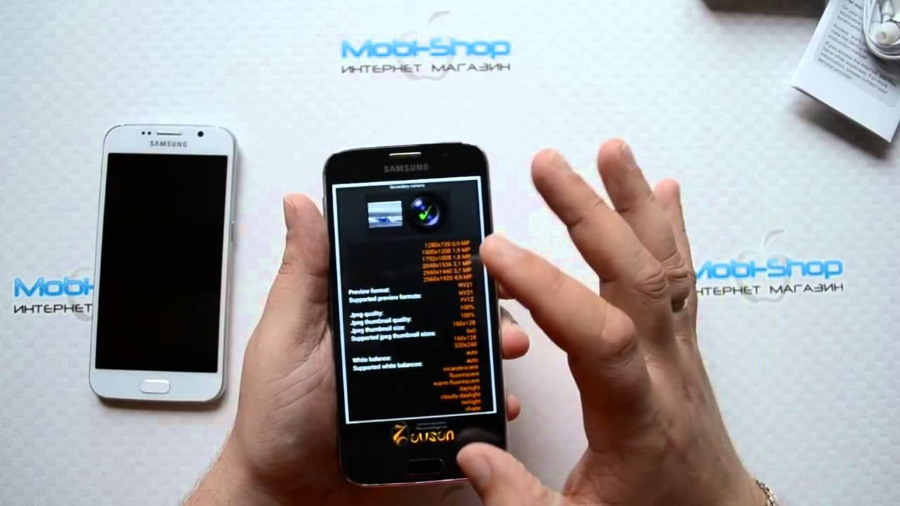 Распаковка смартфона Samsung Galaxy S6 edge PLUS - YouTube