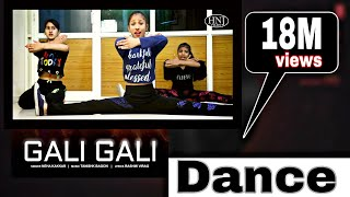 Dance Gali Gali Dance  | Neha Kakkar | Mouni Roy  DANCE ( HNJ Films)