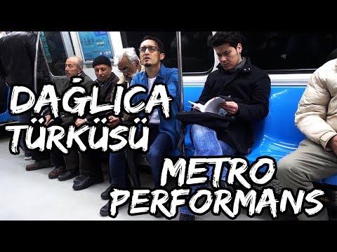 Emin Karadayı - Dağlıca Türküsü ( Metro Performans)