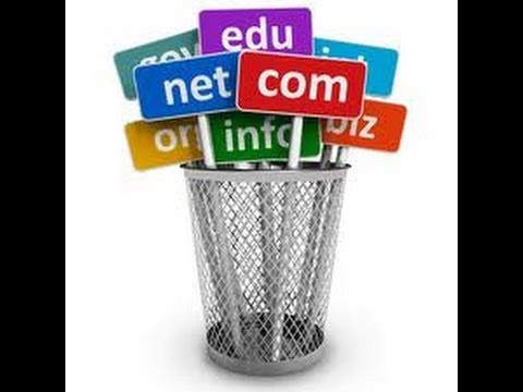 How to get100% free domain (.com .net .org .info ...) For 1 Years