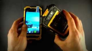 Land Rover A8 и Hummer H5 сравнение защищенных телефонов