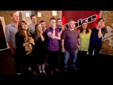 ♥ The Voice UK Lee Glasson 'Can't Get You Out of My Head