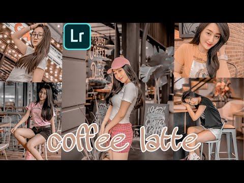 (Simple) Edit Foto Selebgram Terbaru - Lightroom CC Mobile - Coffee Latte TONE