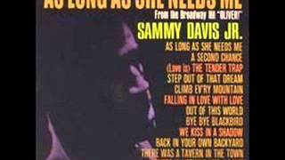 Second Time Around   Sammy Davis Jr