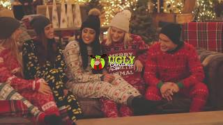 Christmas Onesies: Adults Holiday Pajama Party