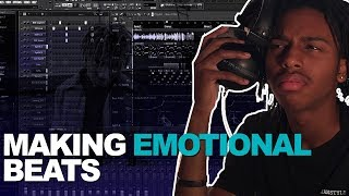 MAKING AN EMOTIONAL BEAT IN 2018 | FL Studio Cookup