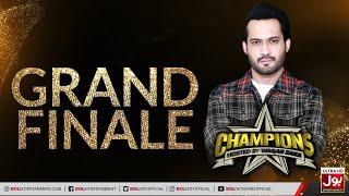 Champions With Waqar Zaka Grand Finale | Champions BOL House | Waqar Zaka Show