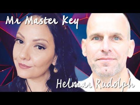 The Master Key System With Mr Master Key Helmar Rudolph, Hermetic Chakra Secrets  Of Mastery