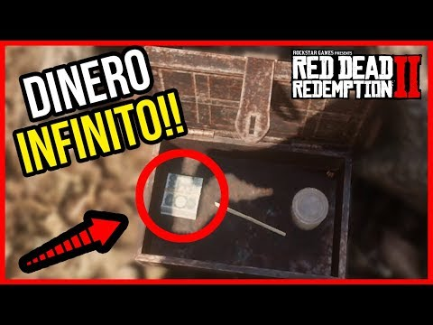 RED DEAD REDEMPTION 2: TRUCO DE DINERO INFINITO FACIL Y SENCILLO!!  🔥 Trucos RDR2 gameplay español